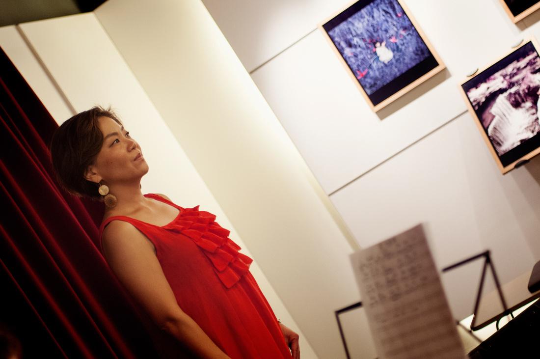 Japonaiserie opening, Maki Usami and Mathieu De Wit's concert