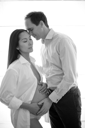 Brussels maternity session Cambre